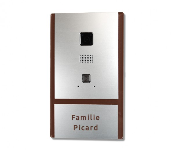 091 Skyline Save Home Design Video Tür Sprechanlage mit Monitor