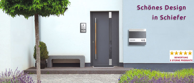 KombiPreise Hausnummer-Briefkasten-Klingeln > individuelles ...